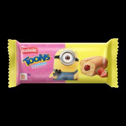 Bolinho Toons Morango