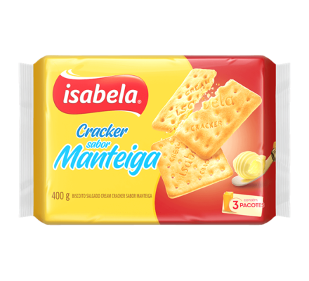 Cracker Manteiga