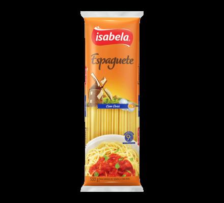 Espaguete Com Ovos