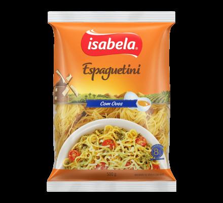 Espaguetini Com Ovos