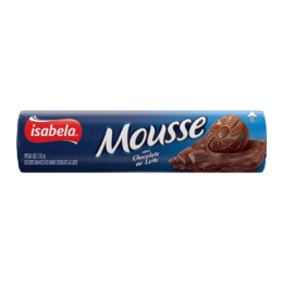 Mousse Chocolate ao Leite