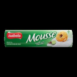 Mousse Limão e Chocolate