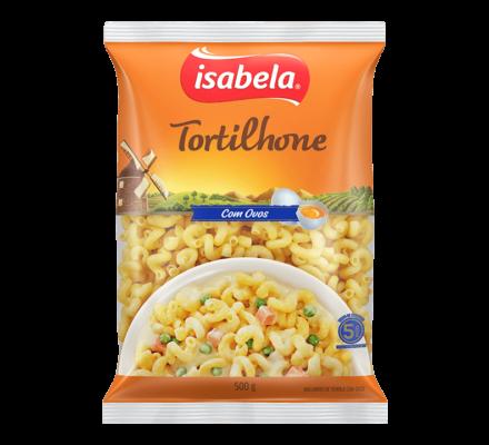 Tortilhone Com Ovos