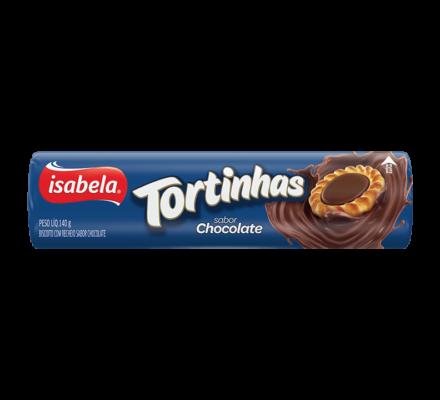 Tortinhas Chocolate