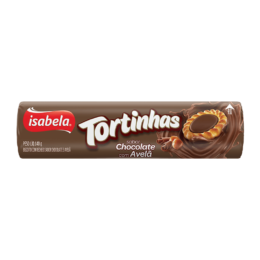 Tortinhas Chocolate e Avelã