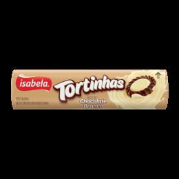 Tortinhas Chocolate Branco