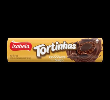 Tortinhas Chocolate Suíço
