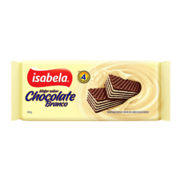 Wafer Chocolate Branco