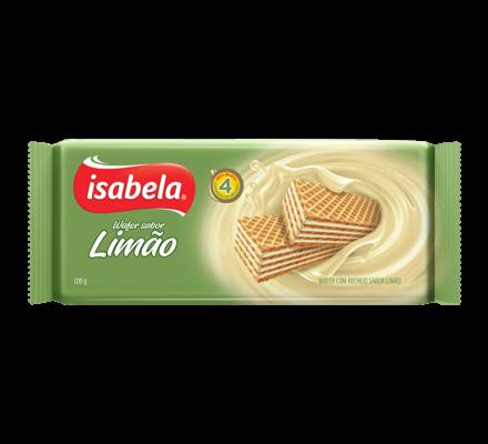 Wafer Limão